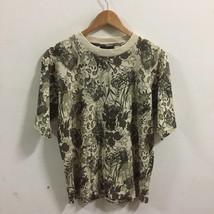 Biagiotti Uomo Shirt Size M florals  - $39.99