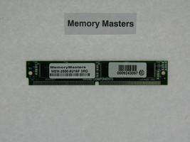 MEM2500-8U16F 8MB Flash Upgrade for Cisco 2500 Series Routers