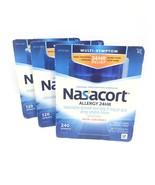Nasacort Allergy 24 Hour 3 pack 480 Sprays total  Exp 5/2020  - $10.88