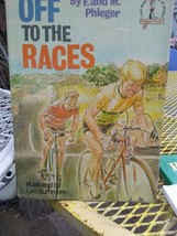 Off to the Races F. M. Phleger 1968 1st/1st DJ Beginner Book Dr. Seuss - $71.53