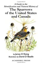 A Guide to the Identification and Natural History of the Sparrows of the... - $22.55