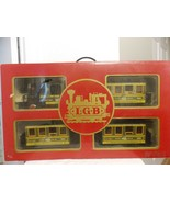 L.G.B. 1985 The Big Train 150 Jahre Deutsche Eisenbahnen Set #20530 - $400.00