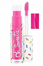 MAC Oh Sweetie Lipcolour Glass - Raspberry Pavlovo (bright fuchsia) New in Box - $16.99