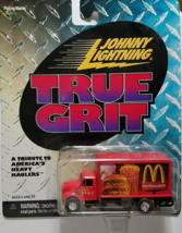 Johnny Lightning TRUE GRIT Tribute to America's Heavy Haulers -  McDonal... - $10.95