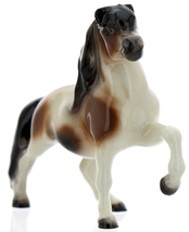 Hagen-Renaker Miniature Ceramic Horse Figurine Calico Pony Leg Up image 12