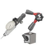 """Fisso Strato XS-13 F + S2 3/8"""" Articulated Gage Holder Arm & Switch Magnet - $203.95"""