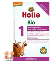 Holle Stage 1 Organic Infant Formula with DHA 400g - $12.95