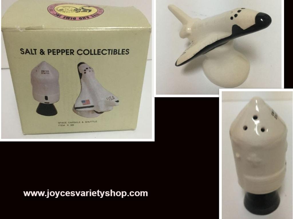 Salt   pepper space shuttle web collage