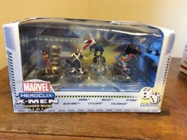 NEW Marvel Heroclix X-Men Danger Room Collector's Starter Set - $29.95