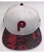 New Era 9Fifty Philadelphia Phillies Strap-back Cap OSFM White - $14.85
