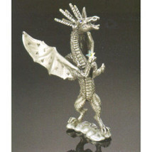 Orbit Dancing with the Stars Dragon Pewter Figurine Rawcliffe US Made - £29.88 GBP