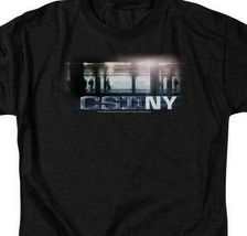CSI NY t-shirt Crime Scene Investigation TV crime series graphic tee CBS128 image 2