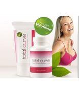 Total Curve Natural Breast Enlargement Pills + Gel BIGGER Fast Best Enha... - $69.95