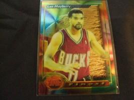 1993-94 Topps Finest  #180 Lee Mayberry -Milwaukee Bucks- - $3.12