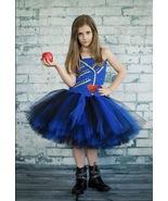 Evie Tutu, Evie Costume, Evie Descendants Tutu, Evie Descendants 2 Outfi... - $40.00+