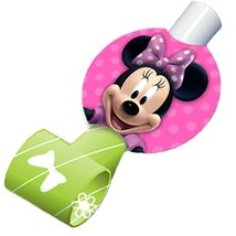 Disney Minnie Mouse Bowtique Blowout Favors Birthday Party Supplies 8 Co... - $3.91