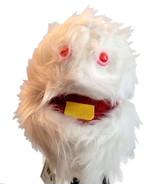 "B09 * Professional White ""Furgremlin"" Muppet Style Ventriloquist Puppet - $15.00"