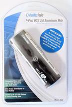 USB 2.0 Aluminum Hub 7-Port CablesToGo Model 29563 - $27.94