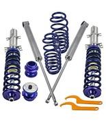 Coilovers Kit for VW Golf MK2 MK3 Vento & Corrado Coil Spring Shocks Struts - $245.30