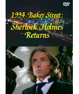 1994 Baker Street: Sherlock Holmes Returns (1993 CBS TV Pilot)  - $23.50
