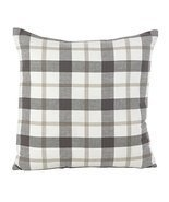 Fennco Styles Tartan Plaid Pattern Traditional Cotton Down Filled Throw ... - $697,32 MXN