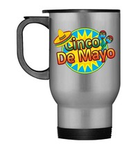 Funny Cinco De Mayo Travel Mugs For Kids Fiesta Party - £17.29 GBP
