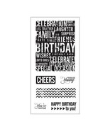 Cheers Birthday Forever Young by Fiskars 103710... - $6.00