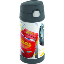 Thermos(R) F4017CR6 12-Ounce Cars(R) FUNtainer(R) Bottle with Durable St... - $34.86