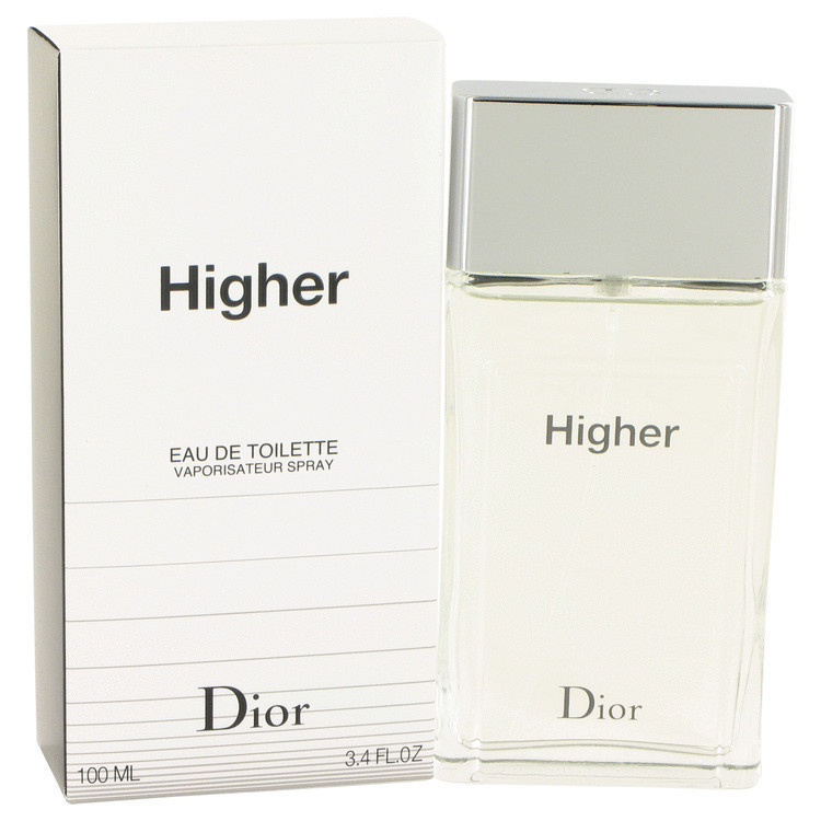 Christian Dior Higher 3.4 Oz Eau De Toilette Cologne Spray