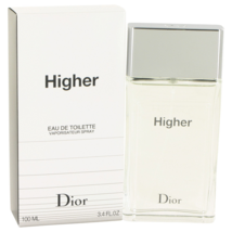 Christian Dior Higher 3.4 Oz Eau De Toilette Cologne Spray image 1