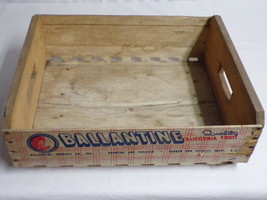 ORIGINAL Vintage Ballantine California Fruit Case Crate - $27.69