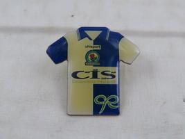 Blackburn Rovers Pin - 1998 Home Uniform - Enamel Pin  - $15.00