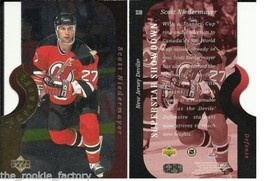 1996-97 Upper Deck Superstar Showdown #SS28B Scott Niedermayer | NJ Devils - $0.58