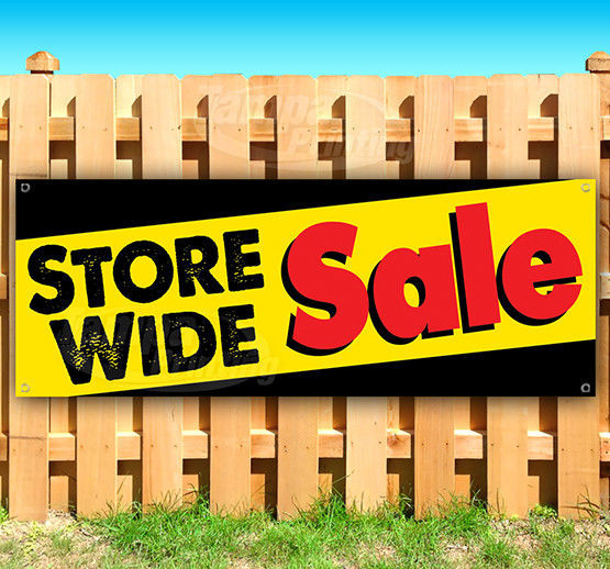 STORE WIDE SALE Advertising Vinyl Banner Flag Sign Many Sizes USA