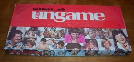 1975 The Ungame Special Christian Editon Version BOARD GAME - $19.80