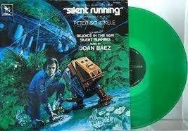 Silent Running Soundtrack/Score Green Vinyl LP ( Ex. Cond.) - $36.80