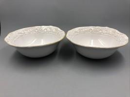 Lenox-Wainwright Boho Beach 8 inch Small Serving Bowl (Set of 2) beach theme - $35.64