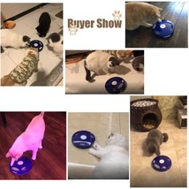 Tail Spin Rat, Electric Toy for Cat or Kitten, Interactive Battery Operated Toy image 6