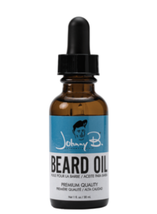 Johnny B Beard Oil,  1oz