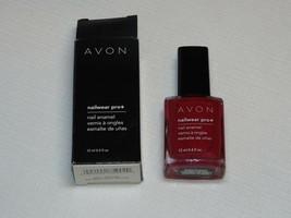 Avon NailWear Pro+ nail Enamel Red Revea 12 ml 0.4 fl oz nail polish mani pedi - $10.68