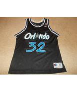 Vtg-1990s Orlando Magic Shaquille O'Neal Champion Basketball Trikot 40 - $149.53