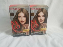 Revlon Salon Color 6 light brown  Booster Kit Luminous Gray Coverage lot x 3 - $57.42