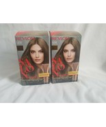 Revlon Salon Color 6 light brown  Booster Kit Luminous Gray Coverage lot... - $57.42
