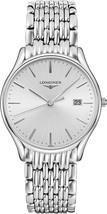 Longines Men's L4.859.4.72.6 Lyre Stainless Steel Watch - $828.32