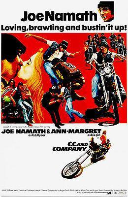 Primary image for C. C. And Company - 1970 - Movie Poster
