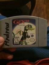 Gex 64: Enter the Gecko N64 Nintendo 64 Authentic Cart Only - $8.79