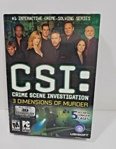 CSI: 3 Dimensions Of Murder PC Game image 1