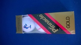 Pinnacle Gold Starkist Golf Balls (1 Sleeve--3 Balls) - $17.50