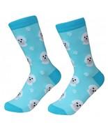 Bichon Frise Socks Unisex Dog Cotton/Poly One size fits most - $11.99