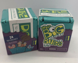 Lot of 2 Little Big Bites by FurReal Hasbro  Series 1 Unbox the Bite 4+ ... - $10.50